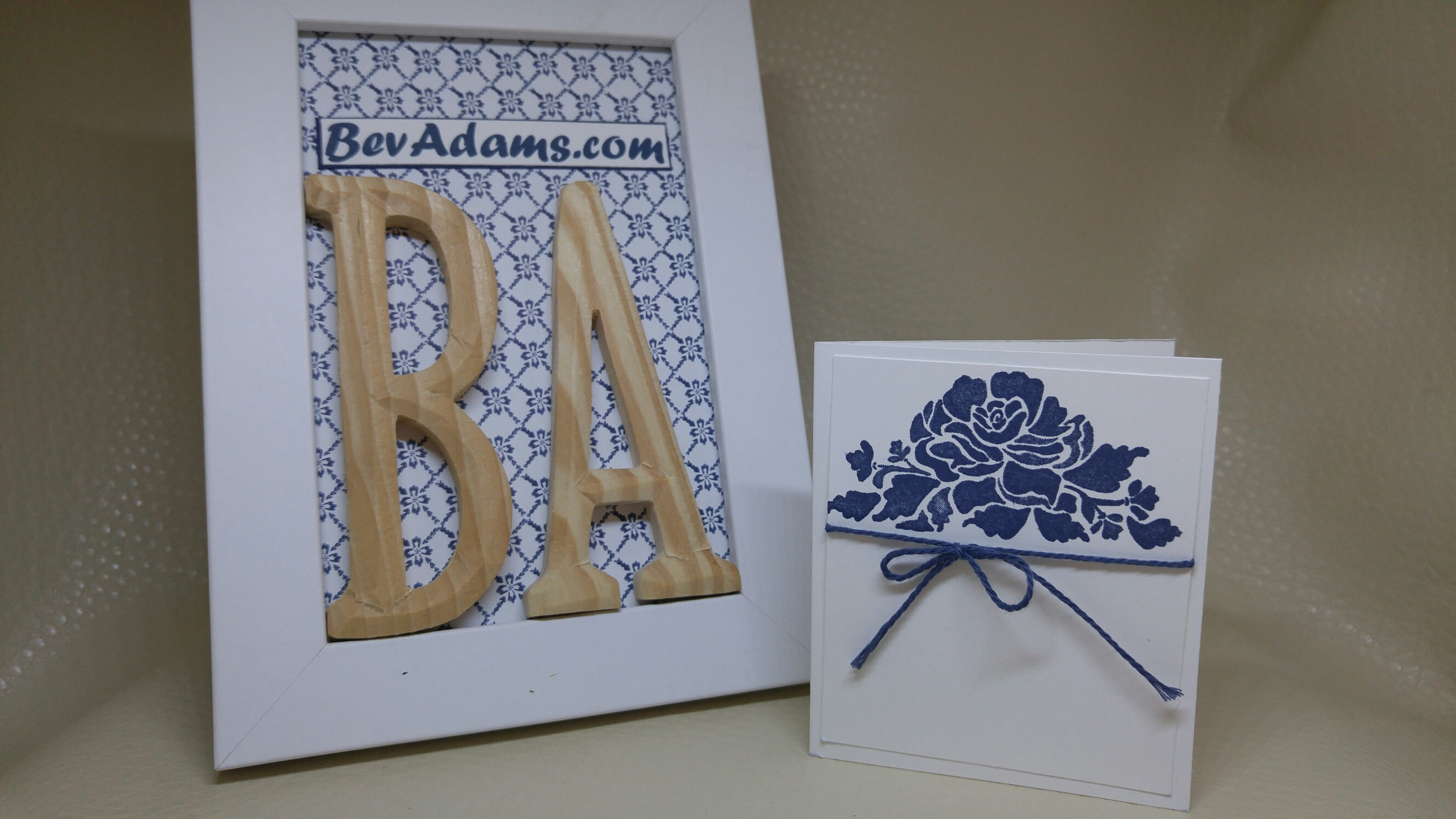 June 2016 Bev Adams Independent Stampin Up Demonstrator