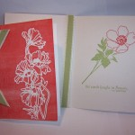 Brayered Embossing Folder - Fabulous Florets