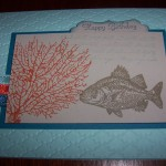 Flash Card - By the Tide