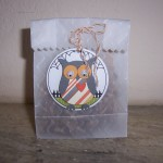 Ghoulish Googlies Treat Bag