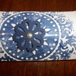 Medallion Pillow Box