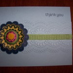 Quint-Essential Flower Card