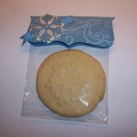 Sugar Cookie & Gift Bag