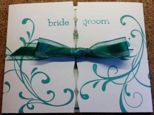 Getting Started - Bride and Groom