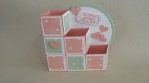 Baby Block Card 7-12-14