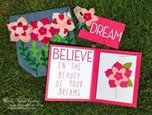 Flower Frenzy Pocket Full of Dreams Set