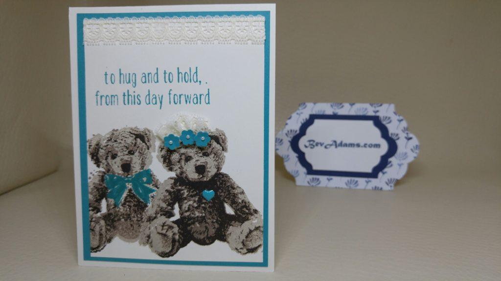Baby Bear Wedding