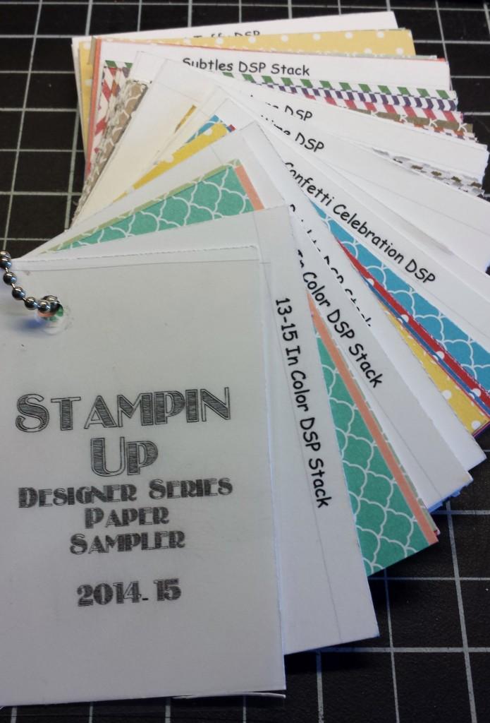 DSP (Designer Series Paper) Sampler