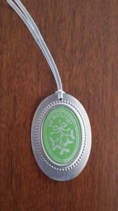 Got Mistletoe Tag or Ornament 12-7-13