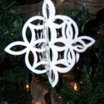Lattice Die Ornament