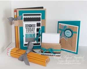 Back to School Writing Set