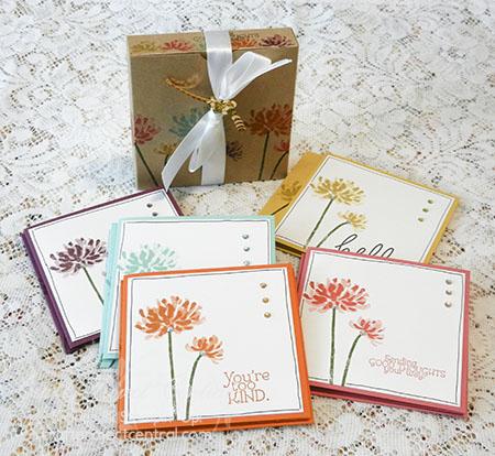 Too Kind Greeting Card Set