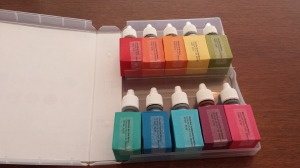Clear Case Ink Refill open