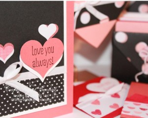Stacked with Love Notes & Treat Pouch Gift SP