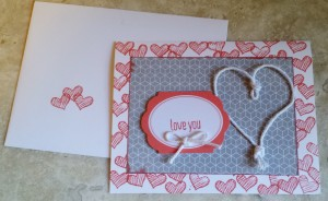 Getting Started Valentine - Card 8