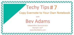 Techy Tips 7