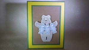 Bear Hugs 5-5-16